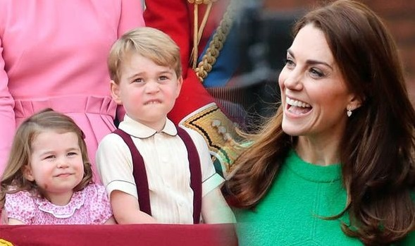 Kate-Middleton-prince-george-princess-charlotte