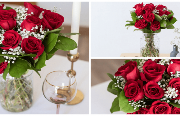 5 Tips To Follow While Choosing The Best Anniversary Flowers