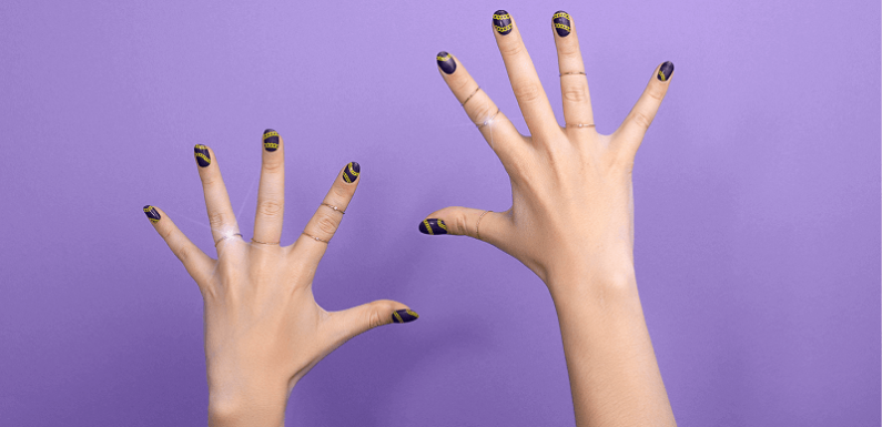 Easy & Perfect Nails with Blikka