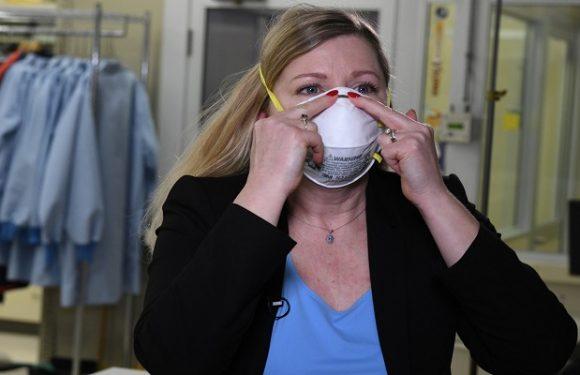 Coronavirus: KN95 mask, PPE, Coronavirus Test Kit