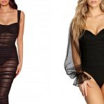 Bodycon And Bodysuit Dresses